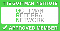 Approved member of the Gottman Institute