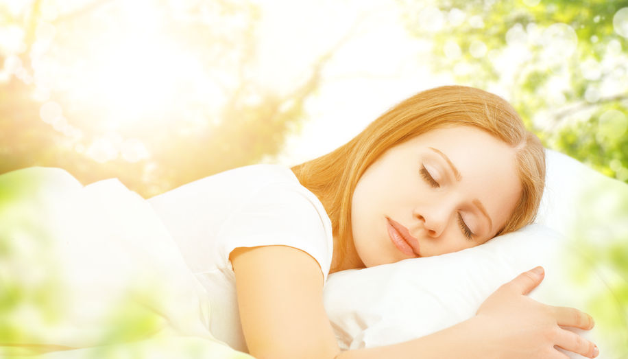 get better sleep and rest without medication