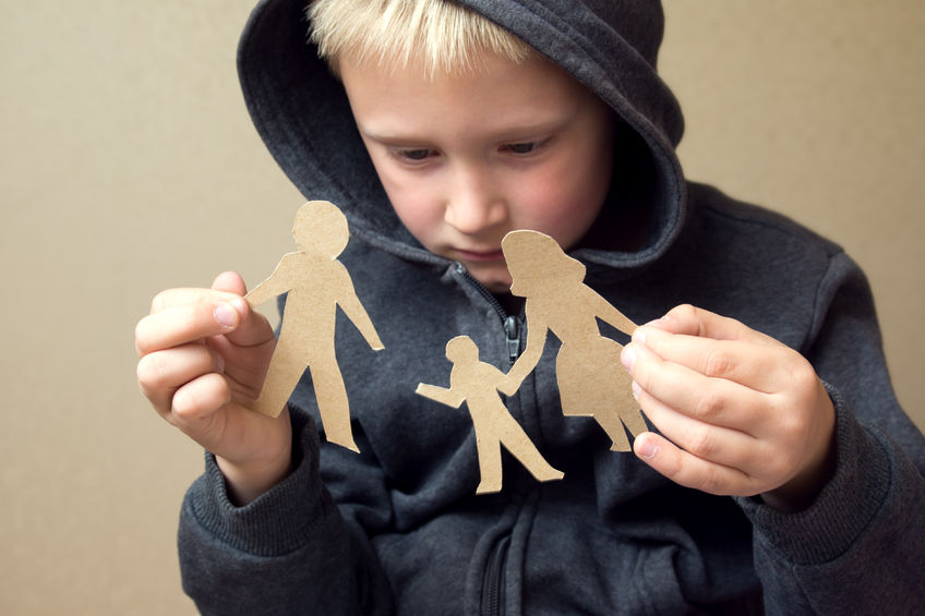 divorce therapy for children-helping kids through divorce workshop