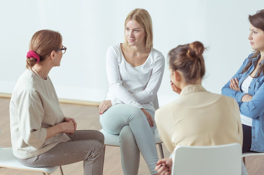 support group for women' women's group therapy