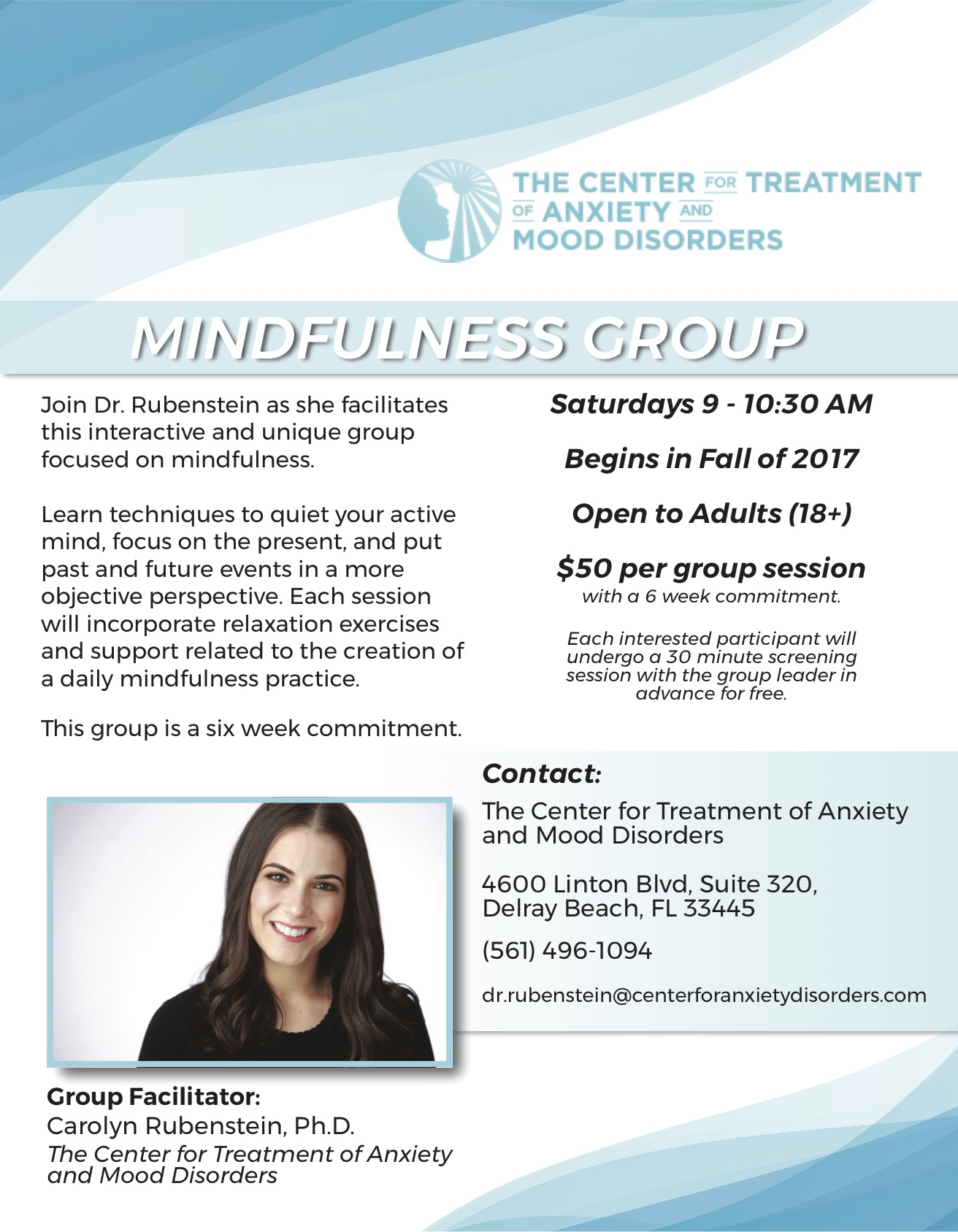 Mindfulness Group