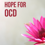 book cover for Hope for OCD: One Man's Story of Living and Thriving With Obsessive Compulsive Disorder
